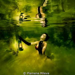 """Ecstasy""  Canon 7D with Ikelite housing, Canon lens 10-... by Plamena Mileva"