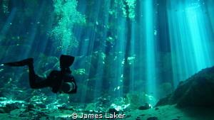 Light Beams by James Laker