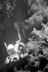 Retro diving ... Black Sea - 1975 by Sergiy Glushchenko