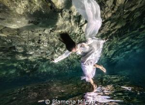 Happiness within myself by Plamena Mileva