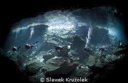 DIVING EXPLORERS by Slawek Kruzolek