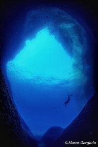 Cavern by Marco Gargiulo