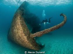 Arrecife Wreck. Lanzarote. by Alexia Dunand