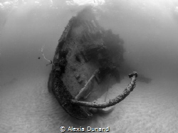 "ShipWreck the ""Telamon"", Lanzarote. by Alexia Dunand"
