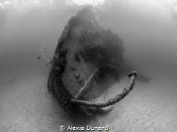 """ShipWreck the """"Telamon"""", Lanzarote. by Alexia Dunand"""