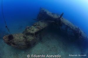 Plane War World II by Eduardo Acevedo