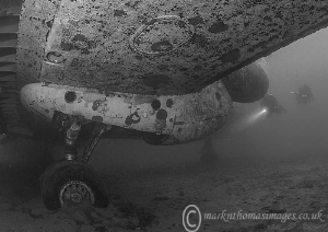Undercarriage. by Mark Thomas