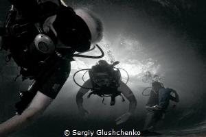 Deep... by Sergiy Glushchenko