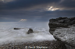 Taken at Ogmore By Sea on the heritage coast in South Wal... by David Stephens