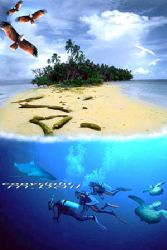 solomon islands Nik-RS COMPOSING by Manfred Bail