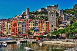 Colorful houses in HDR by Marco Gargiulo