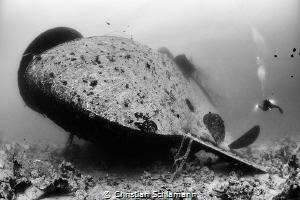 The Thistlegorm was sunk on 6 October 1941 near Ras Muham... by Christian Schlamann