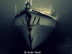 Wreck Turkish Coast Guard SG121 by Aydin Tanal