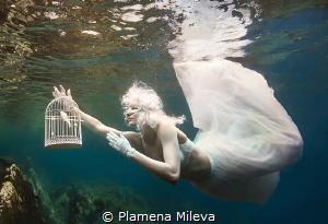 Locked souls II by Plamena Mileva
