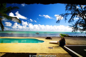 Roches Noires Mauritius after the dive East coast Mauriti... by Linley Jean-Yves Bignoux