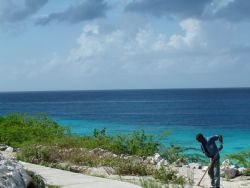 What an Office....taken in Curacao with a Sony Cybershot ... by Kelly N. Saunders