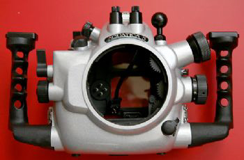 Underwater Photography: Complete Nikon F5 u/w gear