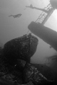 wreck in Red Sea
