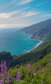 Big Sur coast, California.