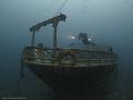 Trawler Mohamed Hasabella #1 Egypt, Hurgada. Depth 33 meters.