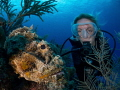 Sarah and the Scorpionfish