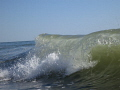 Breaking Wave along the Grand Strand, South Carolina