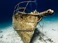 Mangel Halto shipwreck Aruba.