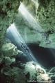 Cenote El Eden.