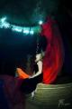 Thema  Black Pearl   UW Model   Andrea Kurz  Sicherungstaucher  Tiju Ana  Fotograf  Konstantin Konstantin Killer   Nikon D 800   SEACAM Geh use   mehrere INON Blitze  Deutschland  Siegburg www.killer uwpics.de