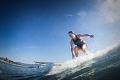 G O . S U R F I N G Surfer (Tiffany) Baler (Aurora), Philippines. May 2015