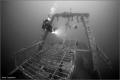 Trawler Mohamed Hasabella. Egypt  Hurgada. 30 meters deep.