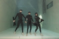The freedivers