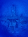 Plane wreck of Boracay