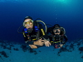 I Always meet good Dive Buddys when i travel on my own....