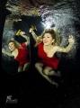 UW Model : Agnieszka Kwit  Fotograf: Konstantin Killer  Nikon D 800 + SEACAM Gehäuse + mehrere SEACAM / INON Blitze  Deutschland, Worms, www.killer-uwpics.de www.unterwasser-model-kunstfotografie.de