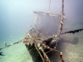 A tiny wreck at 35 meters