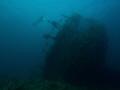Umbria wreck near the port of Sudan