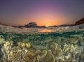 Red Sea Sunset, Sharm El Sheikh, Egypt