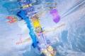 Underwater cosplay: Love live