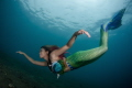 B E A U T Y Mermaid  Odessa Bugarin  Anilao  Philippines.