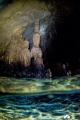 Zaffiro cavern