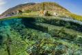 Sunken agora of the Lycian antique ciy, Lymra