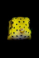 juvenile yellow boxfish - dauin, philippines