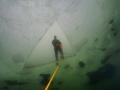 Under ice