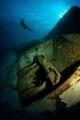 Safaga. Poseydonia (AL Kahfain) wreck.