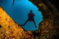 Diving  window