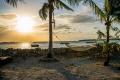 R&R at Sunrise View of the Hammocks at Sunrise, Small Hope Bay, Andros Island Bahamas