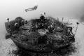 coastguard wreck from Kemer