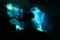 Chac Mool Cenote Diving.