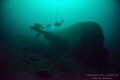 Oldenburg WW2 wreck, but was a german Raider ship in WW1 where she captured and sanked 42 ships. The picture is taken on 75meter depth.